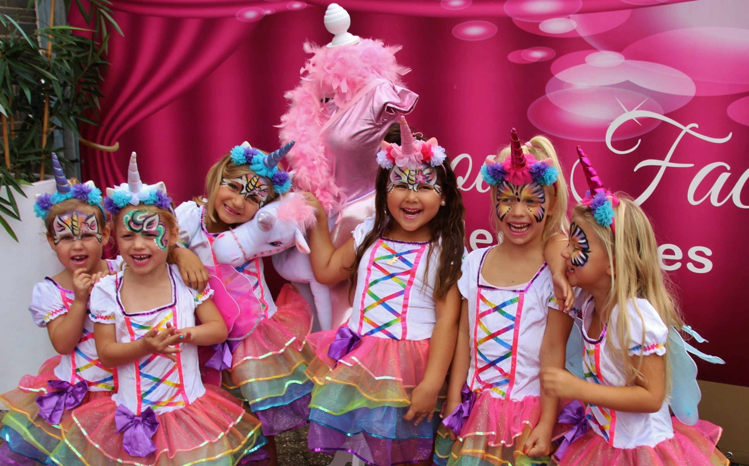 Halloween Feest Almere.Schmink Glamour Kinderfeestjes In Almere Glamour Faces